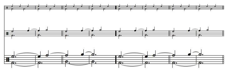 Hypermetrical Dissonance Fractal Calebhugo Calebhugo