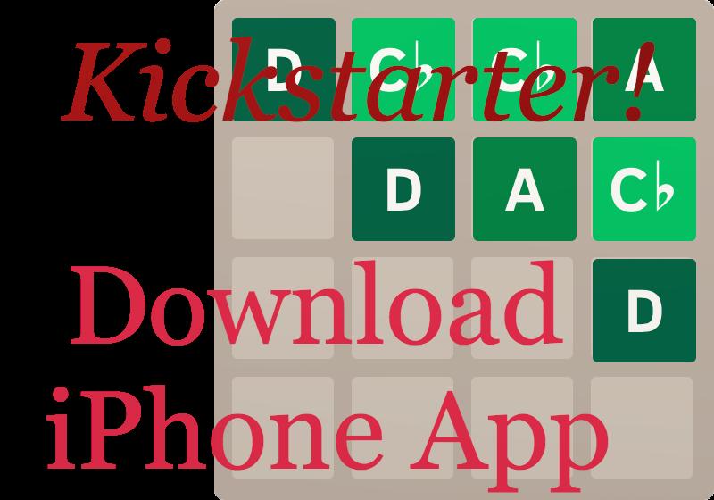 how to start a kickstarter on the app
